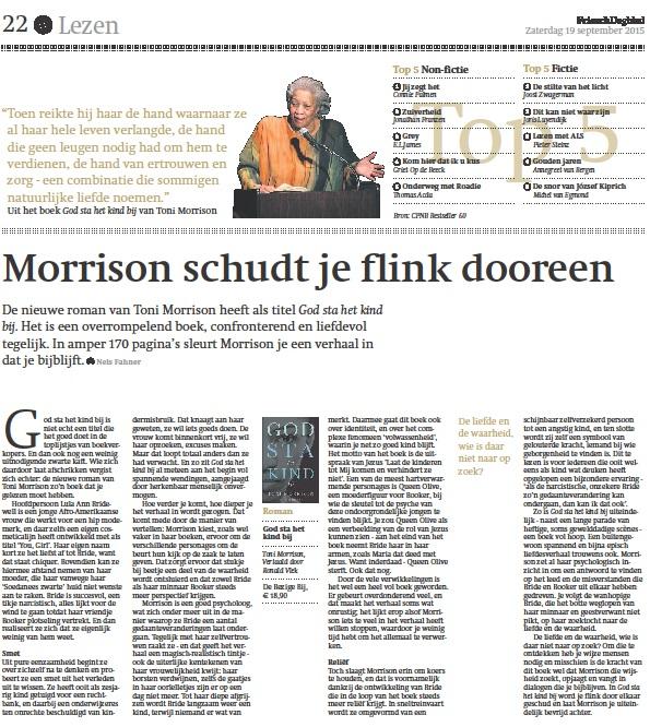 recensie Morrison
